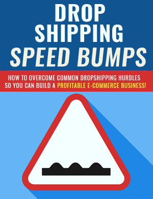 dropshipping-speed-bumps