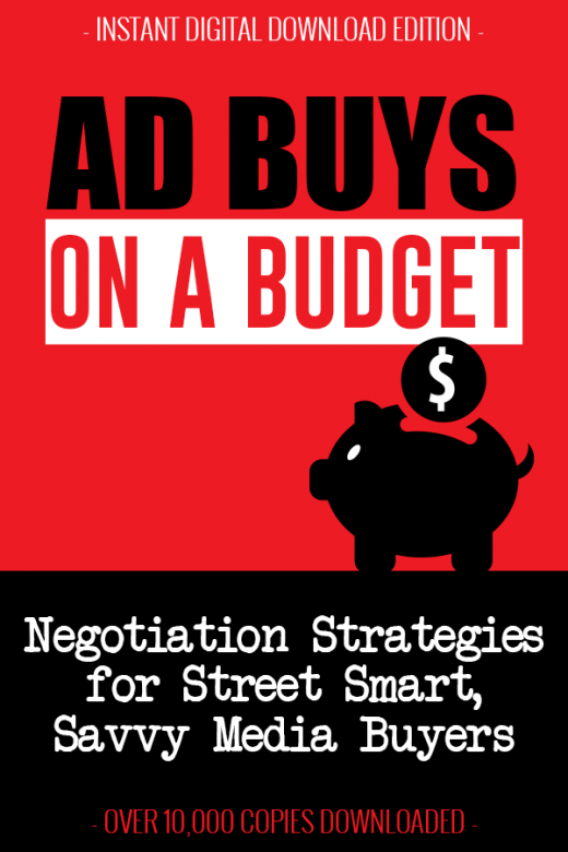 ad buys on a budget