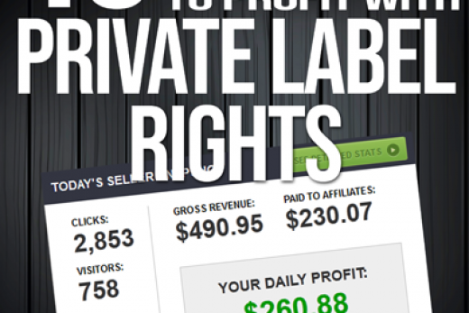 43 Tricks To Profit With Private Label Rights