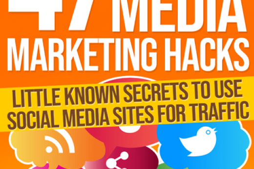 47 Social Media Marketing Hacks