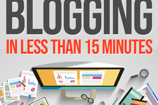Profitable Blogging In Less Than 15 Minutes